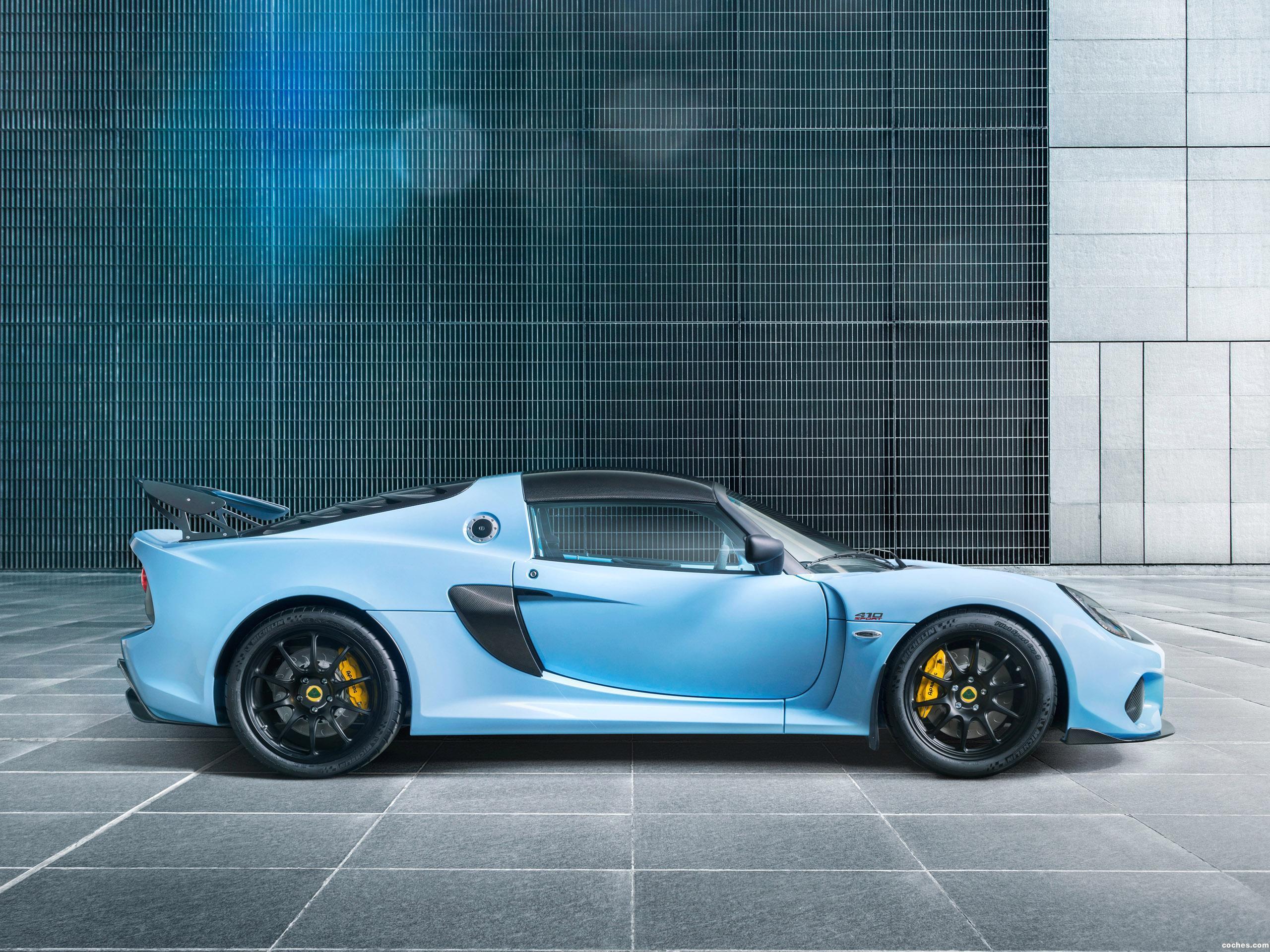 Foto 3 de Lotus Exige Sport 410 2018