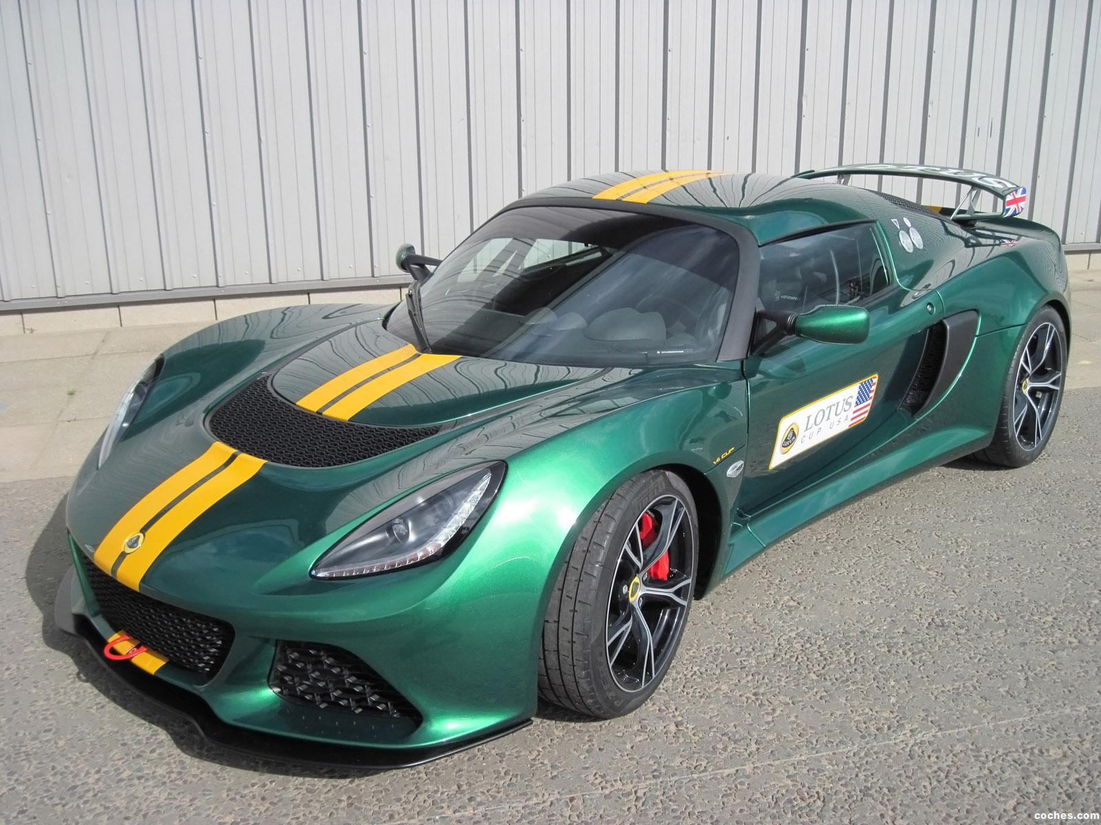 Foto 0 de Lotus Exige V6 Cup 2012