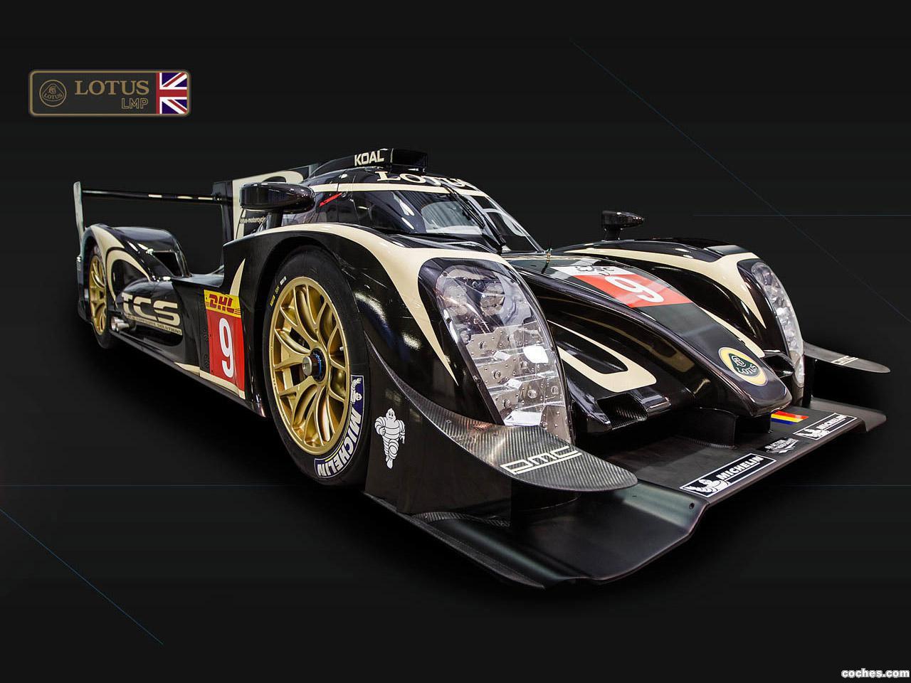 Foto 0 de Lotus LMP1 Race Car 2013