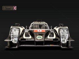 Ver foto 3 de Lotus LMP1 Race Car 2013
