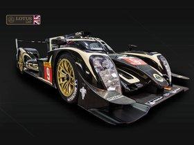 Ver foto 1 de Lotus LMP1 Race Car 2013