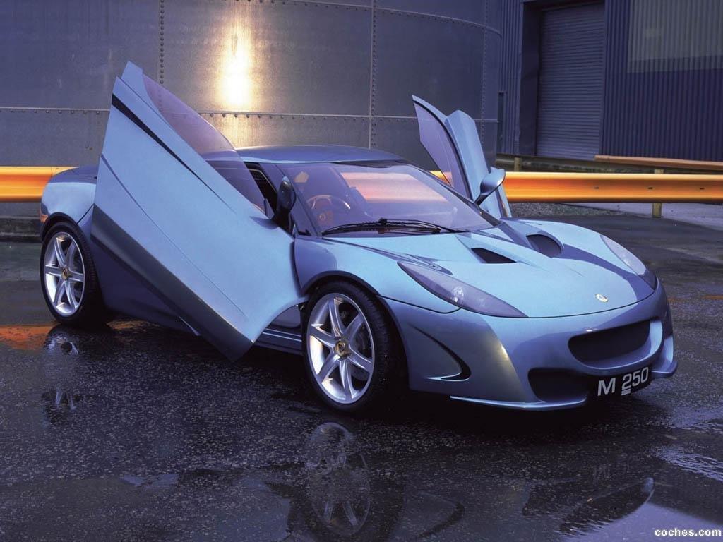 Foto 0 de Lotus M250 Concept 2000