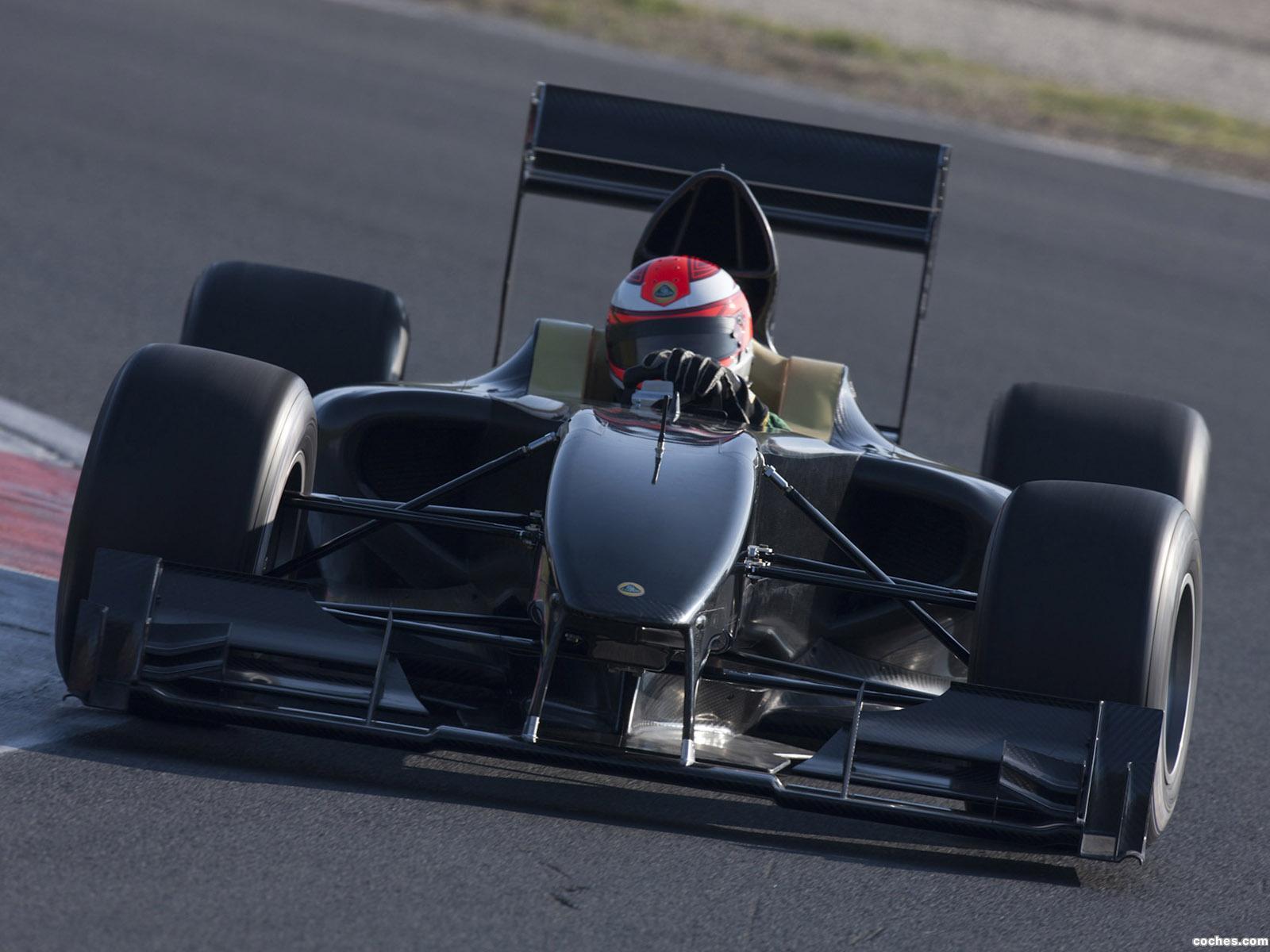 Foto 0 de Lotus Type 125 2011