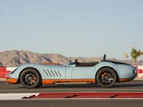 Ver foto 9 de Lucra LC470 Gulf Racing Blue and Orange 2013