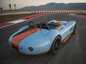 Ver foto 4 de Lucra LC470 Gulf Racing Blue and Orange 2013