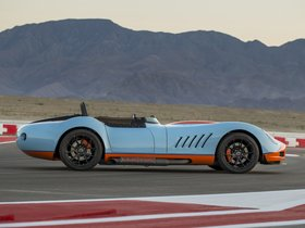 Ver foto 3 de Lucra LC470 Gulf Racing Blue and Orange 2013
