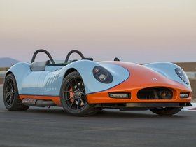 Ver foto 1 de Lucra LC470 Gulf Racing Blue and Orange 2013