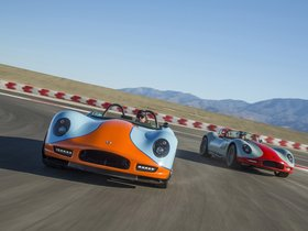 Ver foto 16 de Lucra LC470 Gulf Racing Blue and Orange 2013