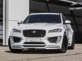 Ver foto 2 de Jaguar F-Pace CLR F Lumma-Design 2017