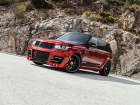Ver foto 4 de Land Rover Range Rover CLR R SV Autobiography Lumma-Design 2017