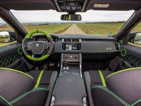 Ver foto 14 de Land Rover Range Rover CLR SV Lumma-Design 2015
