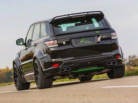 Ver foto 4 de Land Rover Range Rover CLR SV Lumma-Design 2015