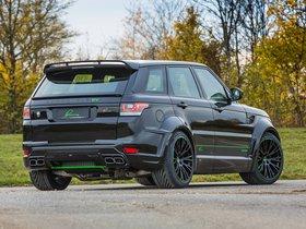 Ver foto 2 de Land Rover Range Rover CLR SV Lumma-Design 2015