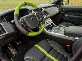 Ver foto 13 de Land Rover Range Rover CLR SV Lumma-Design 2015