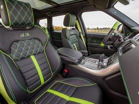 Ver foto 12 de Land Rover Range Rover CLR SV Lumma-Design 2015