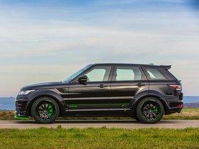 Ver foto 8 de Land Rover Range Rover CLR SV Lumma-Design 2015