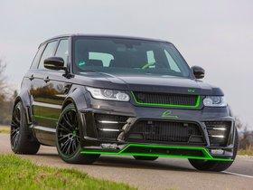 Ver foto 7 de Land Rover Range Rover CLR SV Lumma-Design 2015