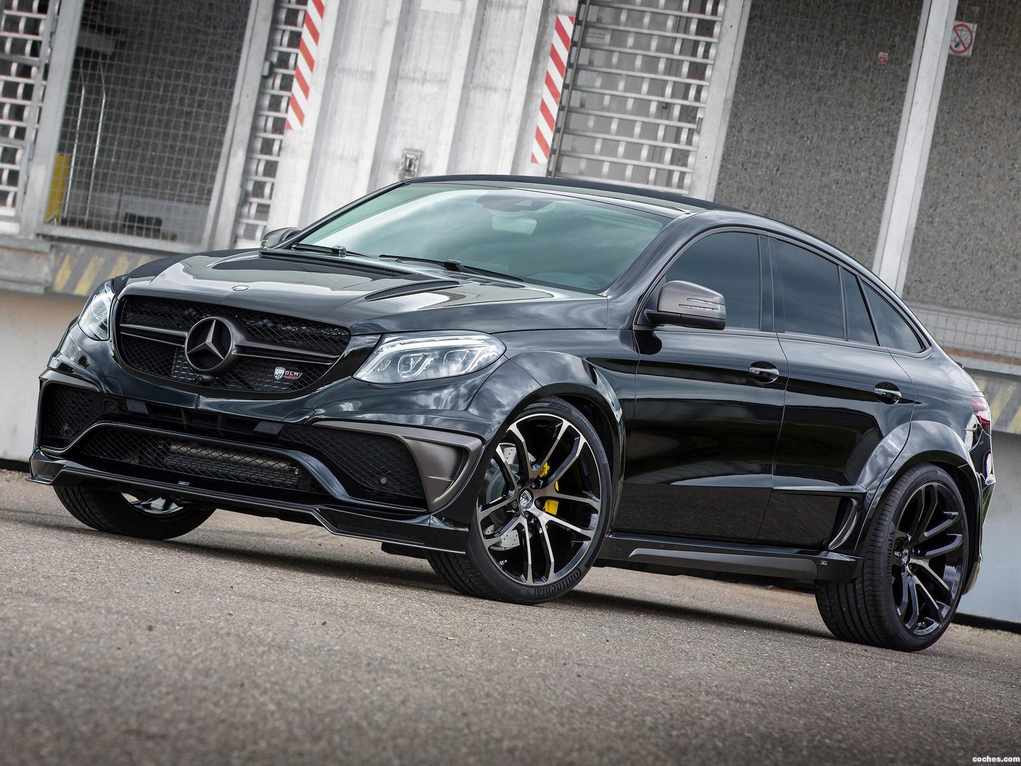Foto 0 de Lumma-Design Mercedes GLE CLR G800 (C292) 2016
