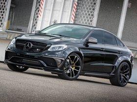 Ver foto 1 de Lumma-Design Mercedes GLE CLR G800 (C292) 2016