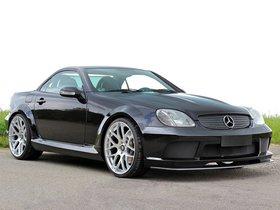 Ver foto 8 de Lumma Design Mercedes SLK R170 2014