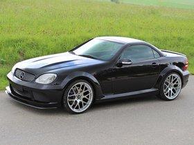 Ver foto 7 de Lumma Design Mercedes SLK R170 2014