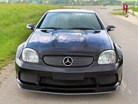 Ver foto 6 de Lumma Design Mercedes SLK R170 2014