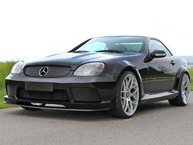 Ver foto 1 de Lumma Design Mercedes SLK R170 2014