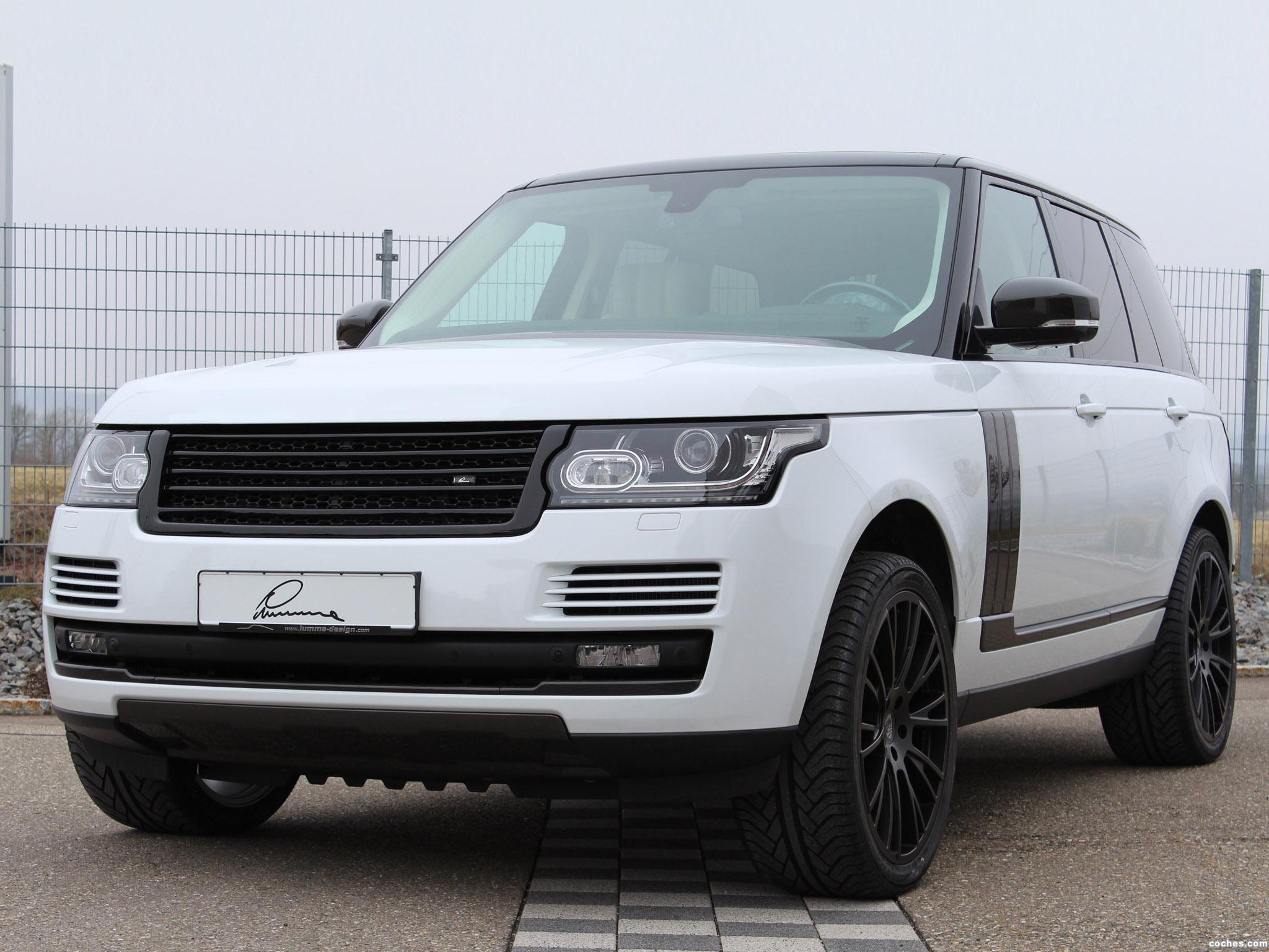 Foto 0 de Lumma Design Land Rover Range Rover 2013