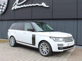 Ver foto 5 de Lumma Design Land Rover Range Rover 2013