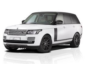 Ver foto 3 de Lumma Design Land Rover Range Rover 2013