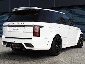 Ver foto 3 de Lumma Design Land Rover Range Rover CLR R GT EVO L405 2014