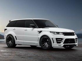 Ver foto 9 de Lumma Design Land Rover Range Rover CLR RS 2013