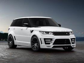 Ver foto 8 de Lumma Design Land Rover Range Rover CLR RS 2013