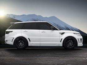 Ver foto 6 de Lumma Design Land Rover Range Rover CLR RS 2013