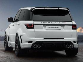Ver foto 4 de Lumma Design Land Rover Range Rover CLR RS 2013