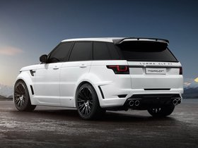 Ver foto 3 de Lumma Design Land Rover Range Rover CLR RS 2013