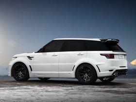 Ver foto 2 de Lumma Design Land Rover Range Rover CLR RS 2013