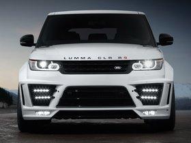 Fotos de Lumma Design Land Rover Range Rover CLR RS 2013