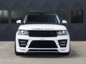 Ver foto 17 de Lumma Design Land Rover Range Rover Vogue CLR SR 2014