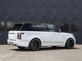 Ver foto 8 de Lumma Design Land Rover Range Rover Vogue CLR SR 2014