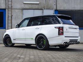 Ver foto 7 de Lumma Design Land Rover Range Rover Vogue CLR SR 2014