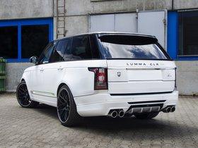 Ver foto 6 de Lumma Design Land Rover Range Rover Vogue CLR SR 2014