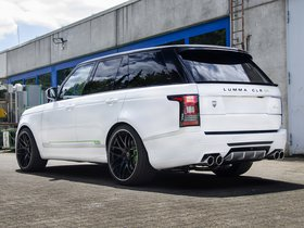 Ver foto 5 de Lumma Design Land Rover Range Rover Vogue CLR SR 2014