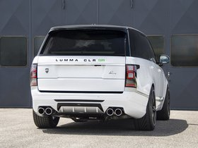 Ver foto 4 de Lumma Design Land Rover Range Rover Vogue CLR SR 2014