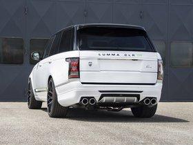 Ver foto 3 de Lumma Design Land Rover Range Rover Vogue CLR SR 2014