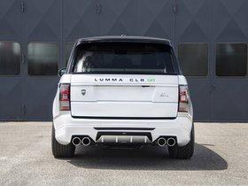 Ver foto 2 de Lumma Design Land Rover Range Rover Vogue CLR SR 2014