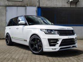 Ver foto 1 de Lumma Design Land Rover Range Rover Vogue CLR SR 2014