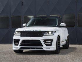 Ver foto 16 de Lumma Design Land Rover Range Rover Vogue CLR SR 2014