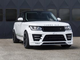 Ver foto 15 de Lumma Design Land Rover Range Rover Vogue CLR SR 2014