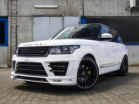 Ver foto 14 de Lumma Design Land Rover Range Rover Vogue CLR SR 2014